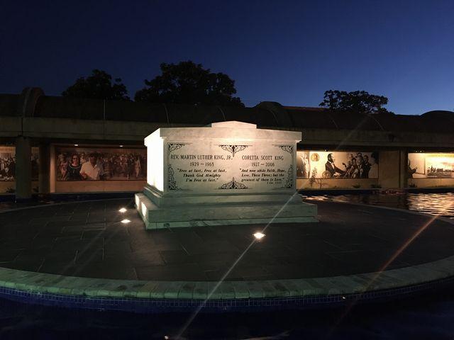 マーティン・ルーサー・キング・ジュニア国立歴史地区 Martin Luther King, Jr. National Historical Park