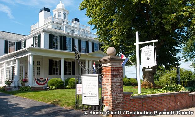 メイフラワー ソサエティー ハウス Mayflower Society House