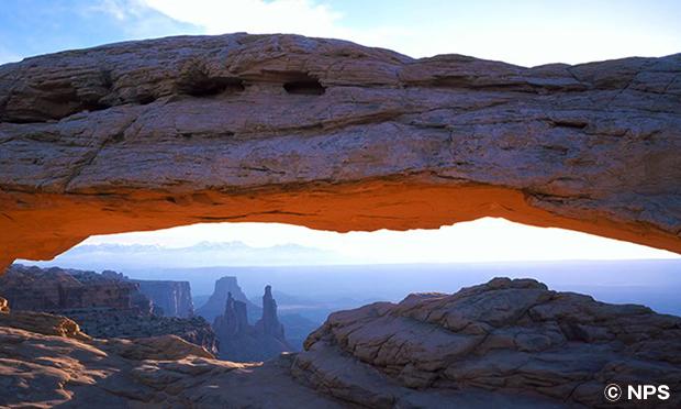 メサ・アーチ Mesa Arch