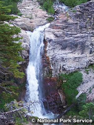 ミル クリーク滝 トレイル Mill Creek Falls Trail