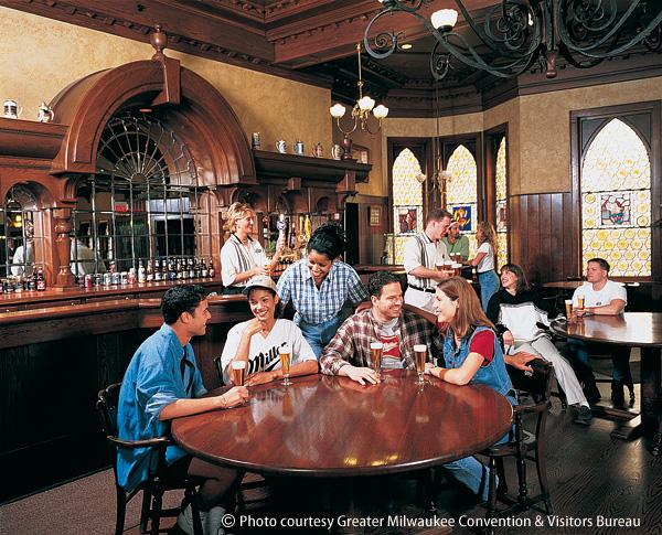 ミラービール工場