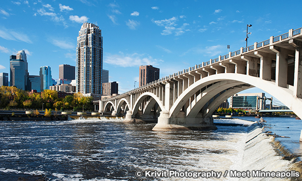 ミネアポリス Minneapolis