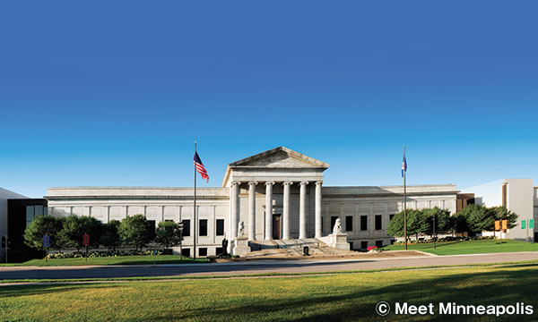 ミネアポリス美術館 Minneapolis Institute of Art