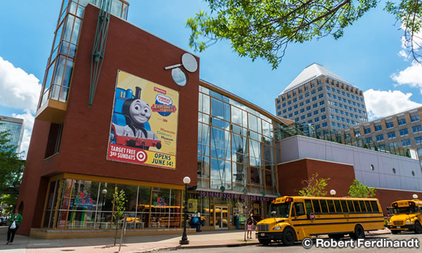 ミネソタ子供博物館 Minnesota Children's Museum