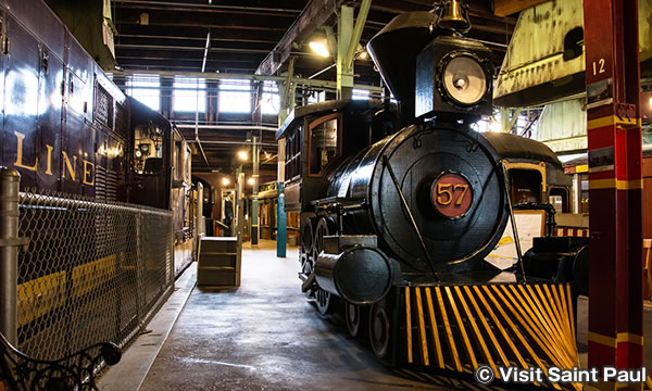 ミネソタ交通博物館 Minnesota Transportation Museum