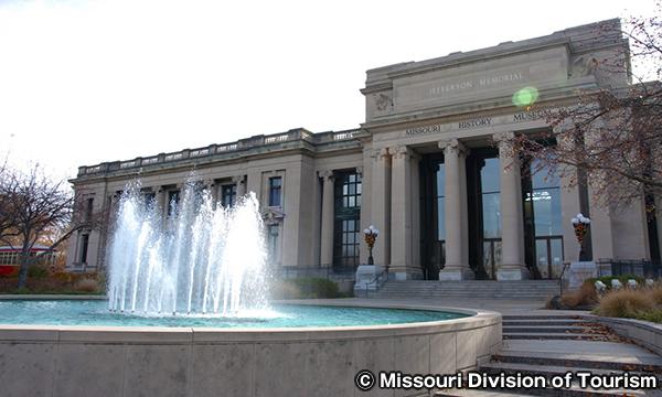 ミズーリ州歴史博物館 Missouri History Museum