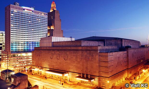 ミュニシパル・オーデトリアム Municipal Auditorium