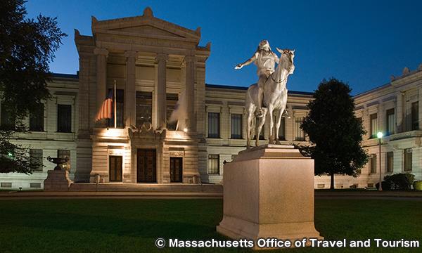 ボストン美術館/イザベラ・スチュワート・ガードナー美術館