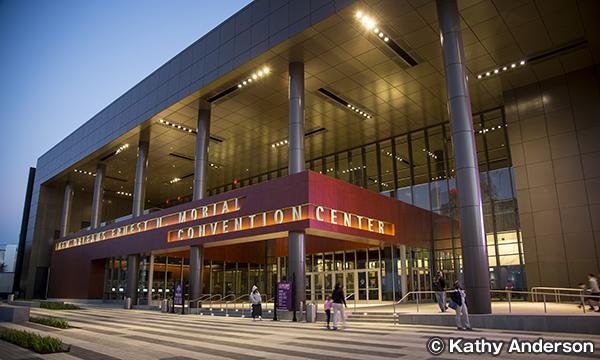 ニューオーリンズ アーネスト N. モリアル コンベンションセンター