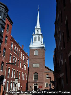 オールドノースチャーチ Old North Church