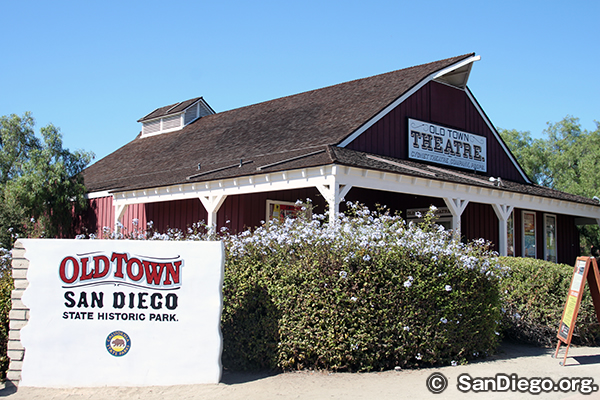 オールドタウン・サンディエゴ州立歴史公園