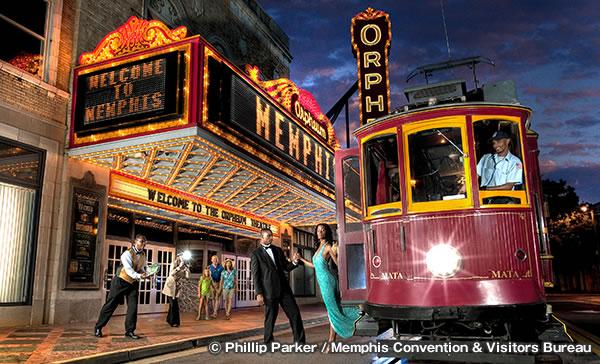 オルフェルム劇場 Orpheum Theatre