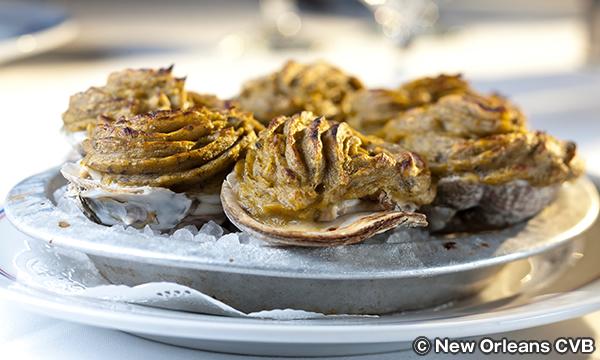 オイスター ロックフェラー Oysters Rockfeller