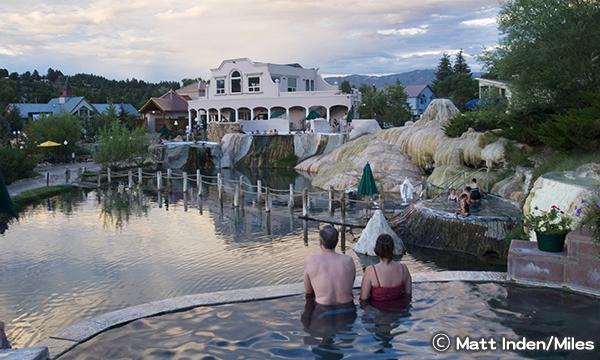 パゴサ スプリングス Pagosa Springs
