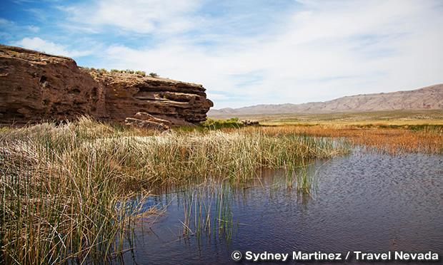 パラナガット国立野生動物保護区 Pahranagat National Wildlife Refuge