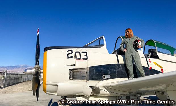 パームスプリングス航空博物館 Palm Springs Air Museum