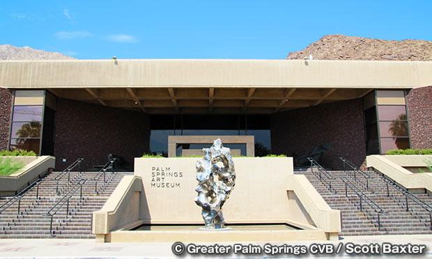 パームスプリングス・アートミュージアム Palm Springs Art Museum
