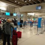 近代的なフィラデルフィア国際空港