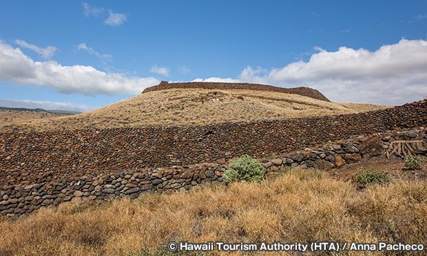 プウコホラ・ヘイアウ国立歴史公園 Puukohola Heiau National Historic Site