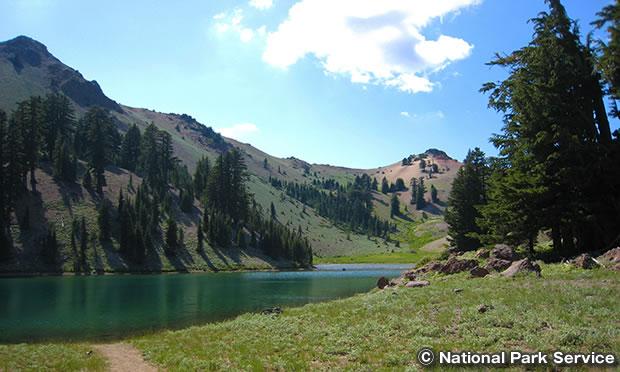 リッジレイクス トレイル Ridge Lakes Trail