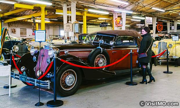 ルート66自動車博物館 Route 66 Car Museum