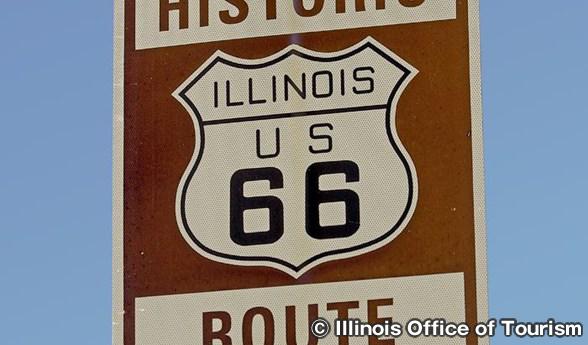 ルート66をレンタカーでドライブする旅 シカゴ~セントルイス編