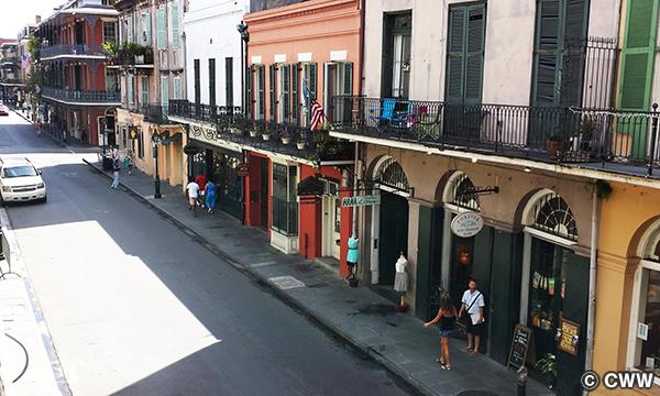 ロイヤル・ストリート Royal Street