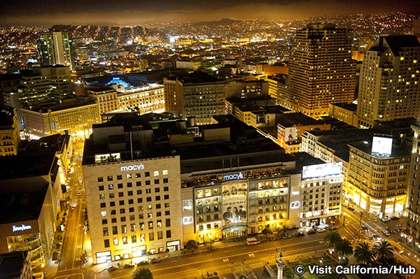 サンフランシスコ ダウンタウンのホテル