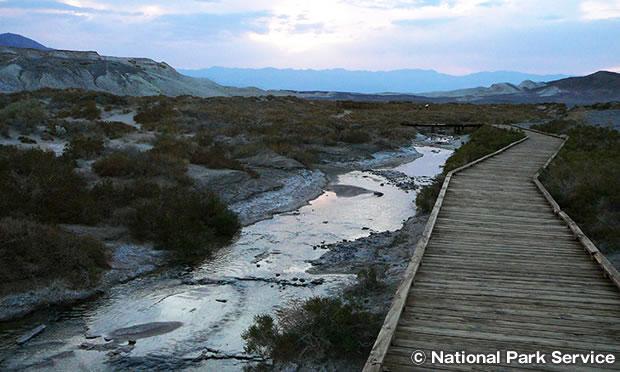 ソルトクリーク Salt Creek