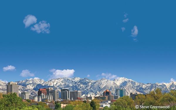 ソルトレイクシティ Salt Lake City