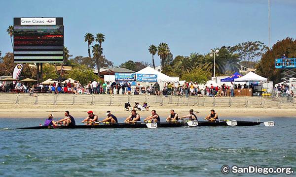 サンディエゴ クルー クラシック San Diego Crew Classic