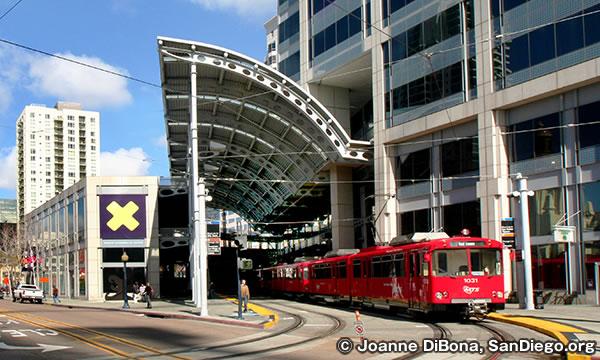 サンディエゴ トロリー San Diego Trolley