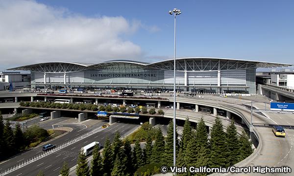 サンフランシスコ国際空港周辺のホテル