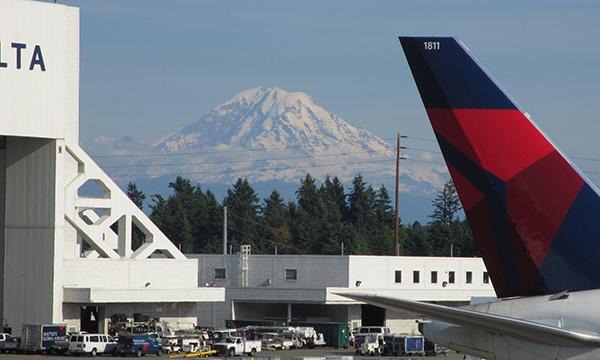 シアトル・タコマ国際空港 付近のホテル
