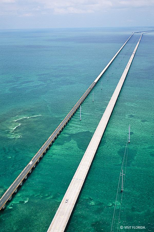 セブンマイル・ブリッジ Seven Mile Bridge