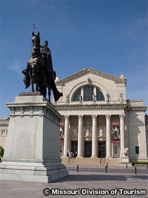 セントルイス美術館 Saint Louis Art Museum