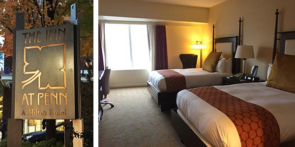 ワシントンD.C. フィラデルフィア ボストン の旅 2015 フィラデルフィア/ホテル&レストラン編