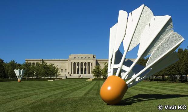 ネルソン・アトキンス美術館 The Nelson-Atkins Museum of Art