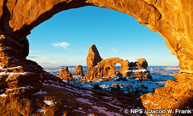 アーチーズ国立公園 Arches NP
