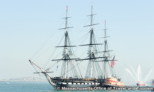 USSコンスティテューション号 USS Constitution