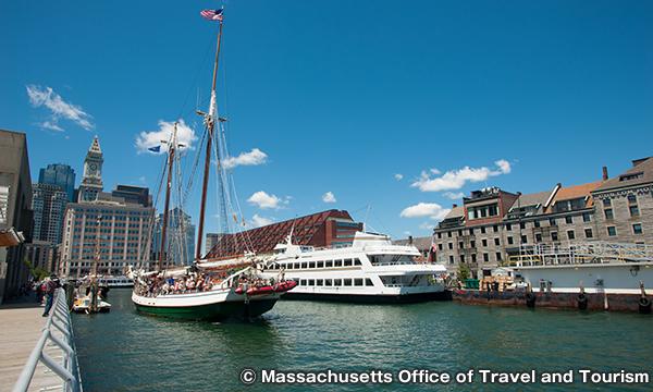 ウォーターフロント Boston Waterfront