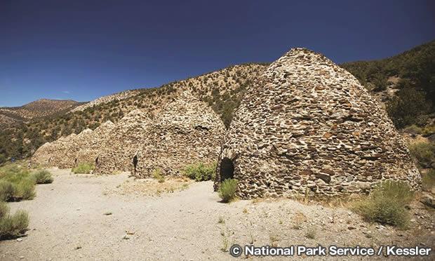 ワイルドローズ チャコール キルン The Wildrose Charcoal Kilns