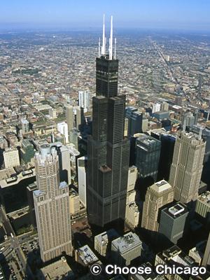 ウィリス・タワー Willis Tower