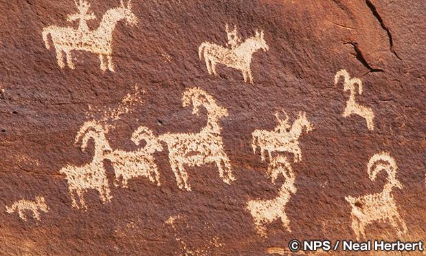 ロック・ペイント Rock Paintings