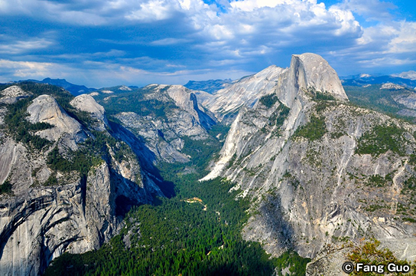 ヨセミテ国立公園 Yosemite NP