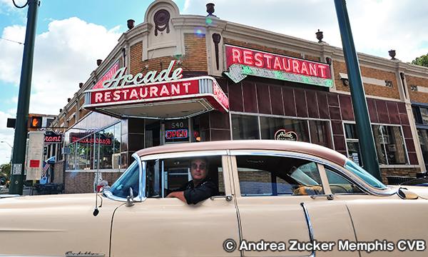 アーケードレストラン The Arcade Restaurant