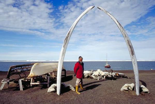 北極圏の村