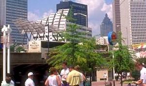 アンダーグラウンド・アトランタ Underground Atlanta