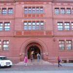 ハーバード大学を散策