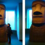 念願のアメリカ自然史博物館へ